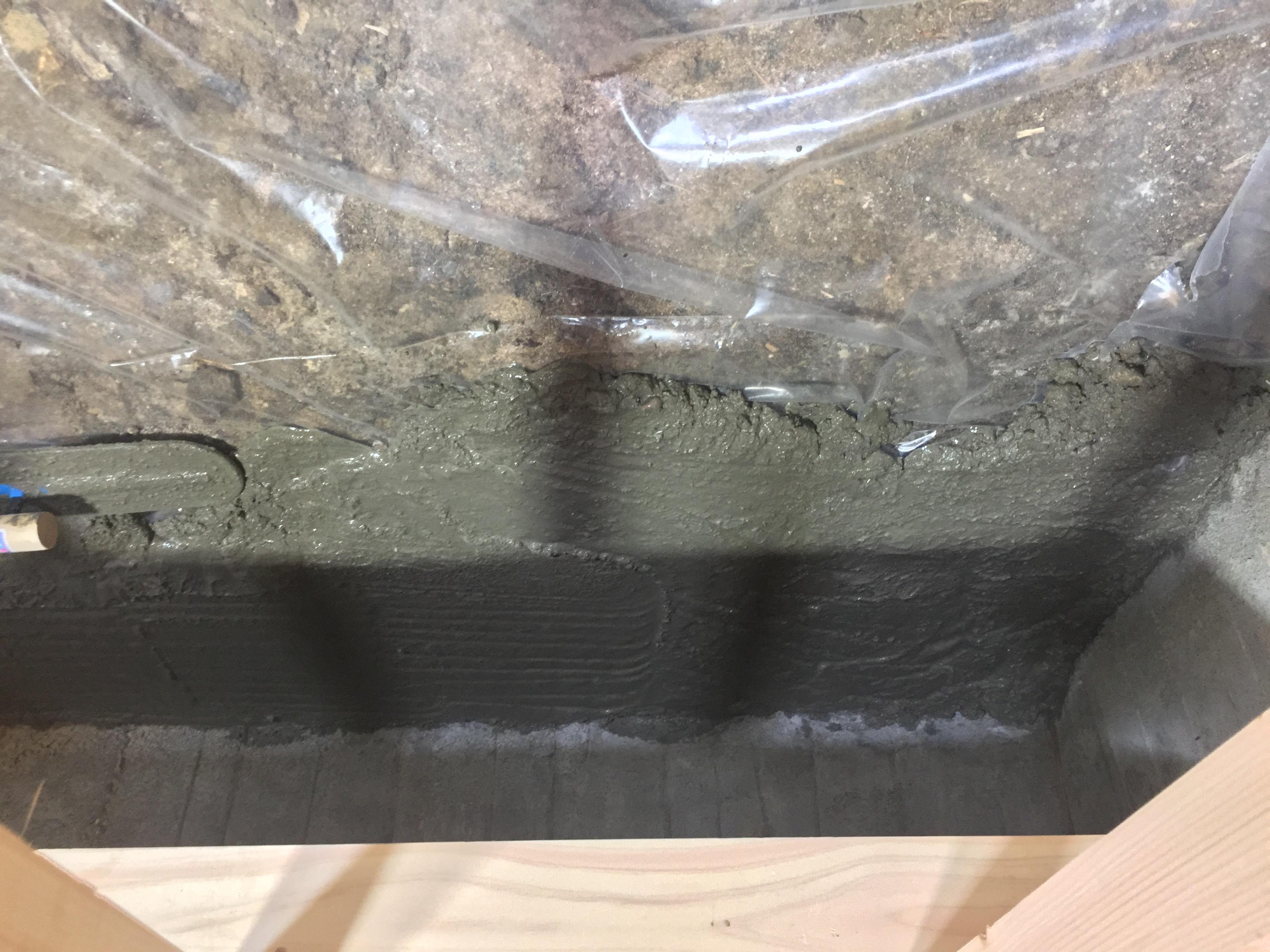 床下や壁内部の湿気対策や防蟻処理